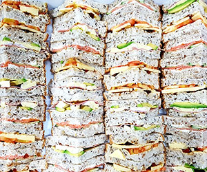 Assorted point sandwiches  thumbnail