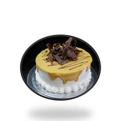 Salted caramel cake thumbnail