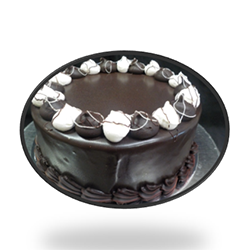 Marbled mousse cake thumbnail