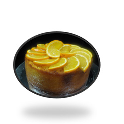 Flourless orange cake thumbnail