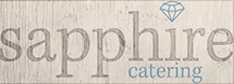 Sapphire Catering logo