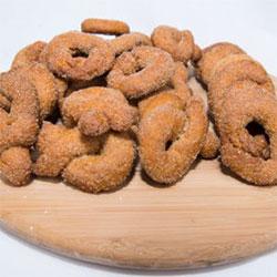 Koulourakia - cinnamon cookies thumbnail