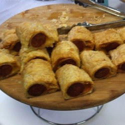 Gourmet sausage roll - 160g thumbnail