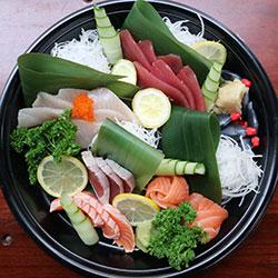 Sashimi medium platter - serves 4 thumbnail