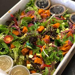 Pumpkin salad thumbnail