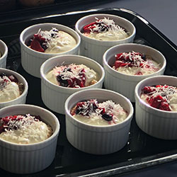 Fruit and yoghurt cup - 150ml thumbnail