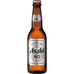 Asahi Super Dry Lager - 330ml thumbnail