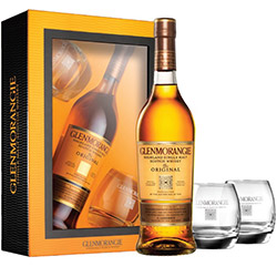 Glenmorangie 10 year old Mirror and Glass Gift Pack thumbnail
