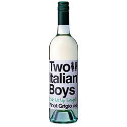 Two Italian Boys Pinot Grigio 2016, South Eastern Australia thumbnail