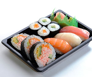 Assorted sushi box A thumbnail