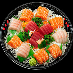Sashimi platter - serves 5 to 6 thumbnail