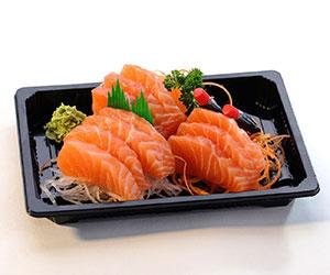 Salmon sashimi box thumbnail