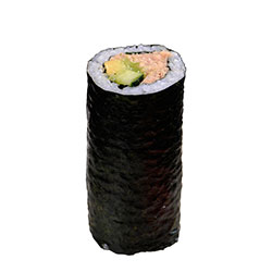 Cooked tuna roll thumbnail