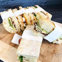 Gourmet Turkish sandwich thumbnail