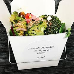 Moroccan slaw salad thumbnail