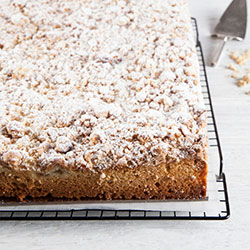 Fruit and oat crumble slice thumbnail
