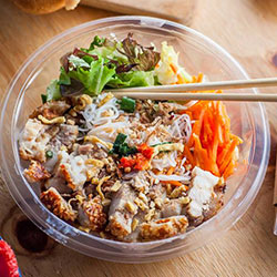 Vermicelli salad bowl - 1000ml thumbnail
