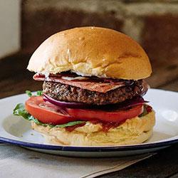 BBQ bacon burger thumbnail