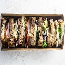 Chicken sandwich thumbnail