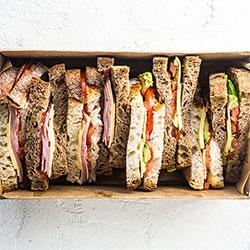 Breakfast classic sandwich thumbnail