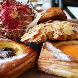 Morning pastries platter thumbnail