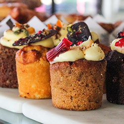 Assorted sweet muffins thumbnail