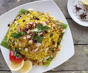 Biryani chicken banquet thumbnail