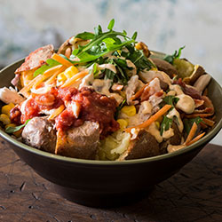 Mexican chicken spud thumbnail
