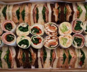Sandwiches and wraps platter thumbnail