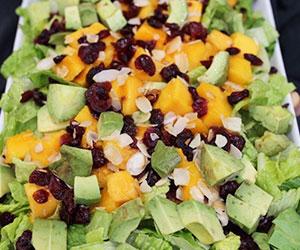Vibrant summer salad thumbnail