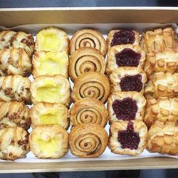 Mix Danish pastry platter thumbnail