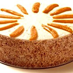 Mango and coconut torte thumbnail