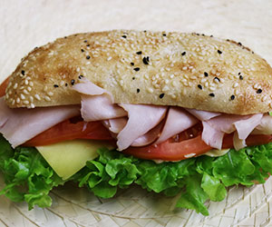 Turkish bread sandwich thumbnail