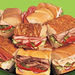 Subs platter - serves 5 to 8 thumbnail