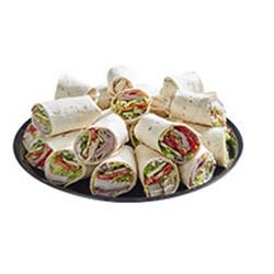Wraps platter - serves 5 to 8 thumbnail
