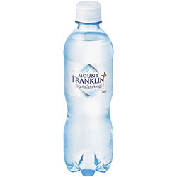 Mount Franklin lightly sparkling water - 600 ml thumbnail
