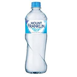 Mount Franklin still water - 600 ml thumbnail