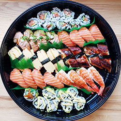 Nigiri platter - serves 4 thumbnail