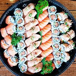 Salmon love platter - serves 4 thumbnail