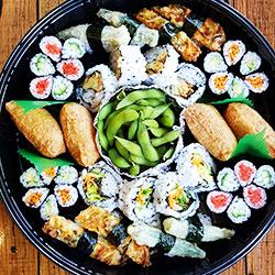 Vegetarian Platter - serves 4 thumbnail