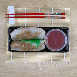 Rice paper roll - special lunch pack thumbnail