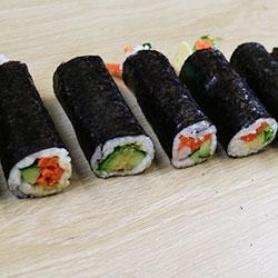Sushi hand rolls - individual serve thumbnail