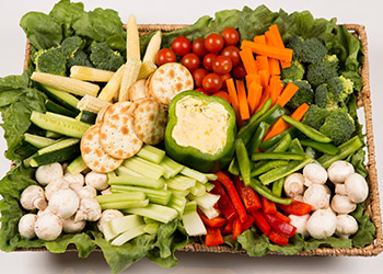 Vegetable crudities - serves up to 8 thumbnail