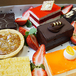 Cakes and slices thumbnail