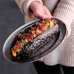Vegan carrot hotdog thumbnail