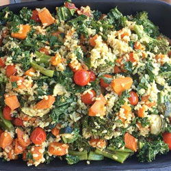 Chefs selection fresh salad thumbnail