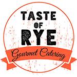 Taste of Rye Gourmet Catering logo