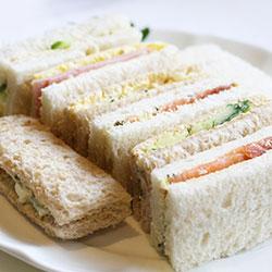High tea ribbon sandwiches thumbnail