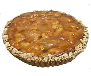 Apple lattice pie - 27 cm - serves up to 14 thumbnail