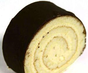 Chocolate almond split scroll thumbnail